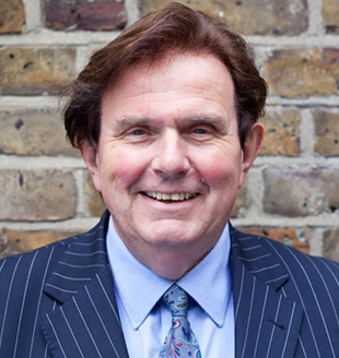 Richard Randall, Senior Partner at Leonard Gray.
